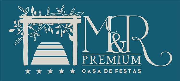 Logotipo Espaço M&R Premium